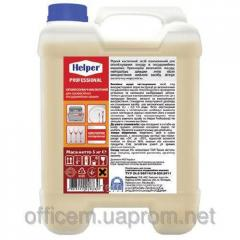 Conditioner acid for professional dishwashers, 5