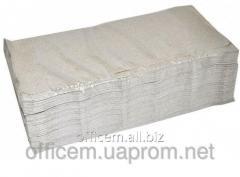 Towel paper, gray V (160 pieces)