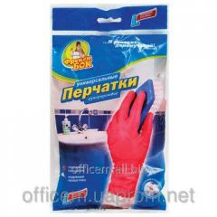 Mittens for cleaning univ. superstrong (L)