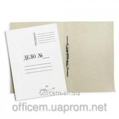 Folder, cardboard, A4