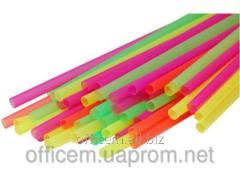 Straws alcoholic d3.0mm. 210 mm, (500 pieces /