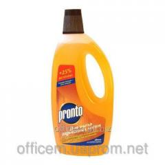 Means for washing of wooden floors (750 ml)