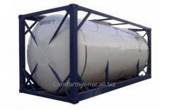 Специальный контейнер 40 футовый танк Tank Container