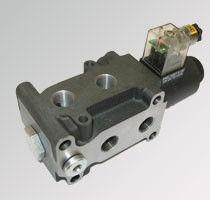 Hydrodistributor of electromagnetic 50 l/min,