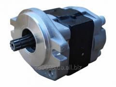 Hydraulic pump for a loader 110F7-10271