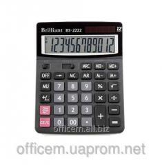 Calculator 12 rozr. BS2222 (150x192x23 mm)