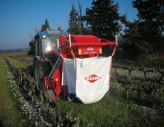 Grinder hinged for TRP 175 vineyard