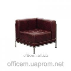 Sofa Mirage angular Madras module of a Bordeaux