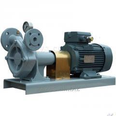 The Nasosny CORKEN FD 150 unit for SUG, propane,