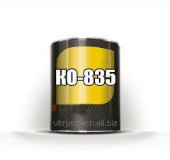 TU 6-10-931-97 KO-835 varnish