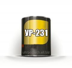 Varnish of UR-231 of TU 6-21-14-90