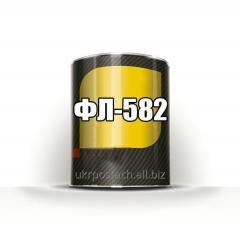 TU 6-1-1236-77 FL-582 varnish