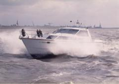 Яхта моторная SL38