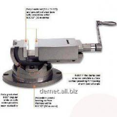 Groz AMV/SP/150 vice high-precision the 2nd axial,