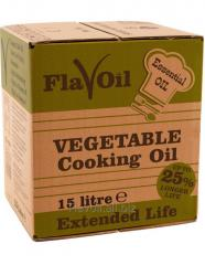 Vegetable Cooking oil (mix)  Volume: 15L ( 20L) Type of packaging: bag-in-box