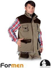 Vest the working warmed FORMEN LH-FMNW-V BE3
