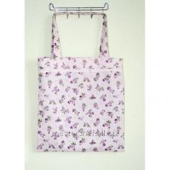 Lilac Rose feed bag