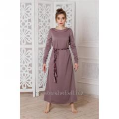 The TM Provence knitted female dress is created