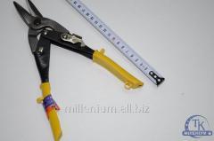 Ножницы по металлу прямые MIOL 48-200