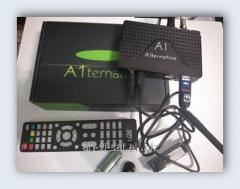 Satellite receiver of HD U2C A1ternativa.