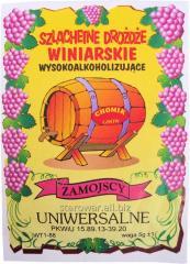 Noble wine UNIWERSALNE yeas