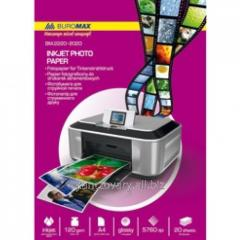 Photographic paper glossy Buromax 10kh15sm, 230