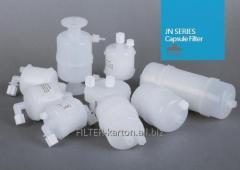 Capsular filter, JN series