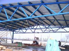 Hangar 1 24x78x8