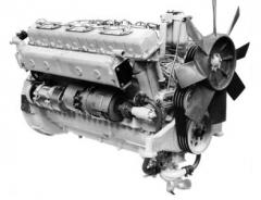 Auxiliary marine diesel 1D12V-300KS2-301 for the