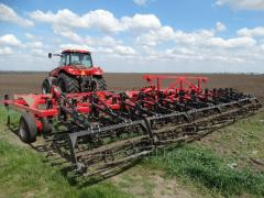Cultivator of continuous Rich Land 1000