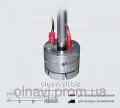 Nozzle of a toplivozabornik the warmed-up NTP-104