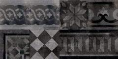 Decor for Italian Fresco walls graphite