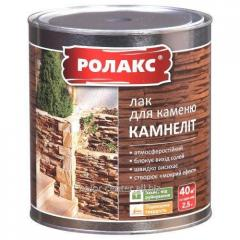 Varnish for a stone of Kamnelit of 0.8 kg of