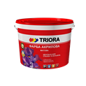 Paint acrylic opaque resistant to washing of 3 1 l