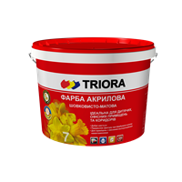 Paint acrylic silky and opaque Triora 7 1 of l