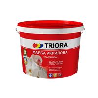 Paint acrylic ultrawhite Triora of 3 l