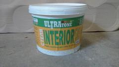 Акриловая краска интерьерная Ultratone стойкая к