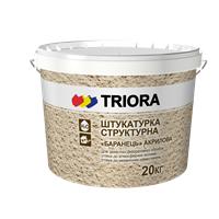 Штукатурка акриловая барашек зерно 1-1.5 мм 20 кг