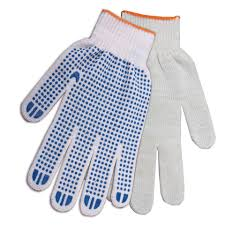 Gloves for work with the car
