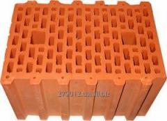 Керамические блоки, экоблоки