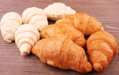 Pass - the French croissant barmy puff vystoyanny