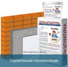 Штукатурные теплоизоляционные составы ТермоРон