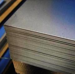 Leaf steel 30HGSA 3 of mm 1250х2500