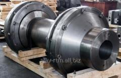 Production of various gear couplings