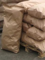 Бумажные мешки по спецификации заказчика. Бумажные