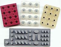 Резиновые коврики для клавиатуры