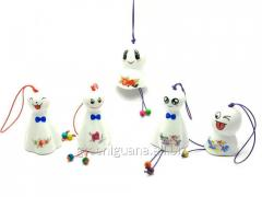Toys for hanging up