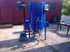 Biodiesel installation. 100l the h Technology