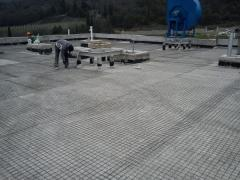 Grid for reinforcing of industrial floors 100x100,