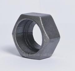 Nut alloy nakidnayamarka: VCh 420-12, Weight: 0,50